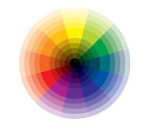 Efeito das cores em nossas emoções